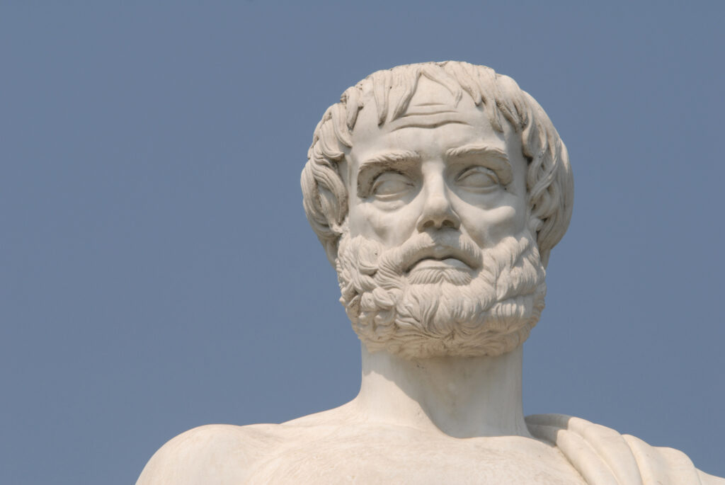 Mit Aristoteles im Ohr frage ich mich: Kann ein Unternehmen für eine Handlung verantwortlich gemacht werden, deren Urheber es nicht ist?